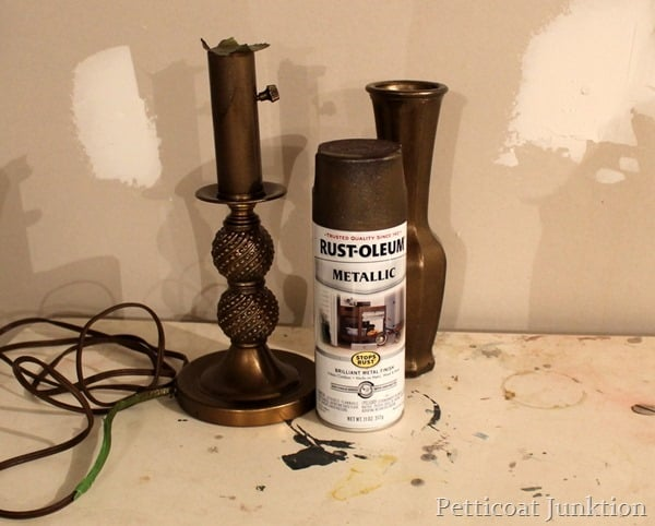 Rustoleum Antique Bronze Paint