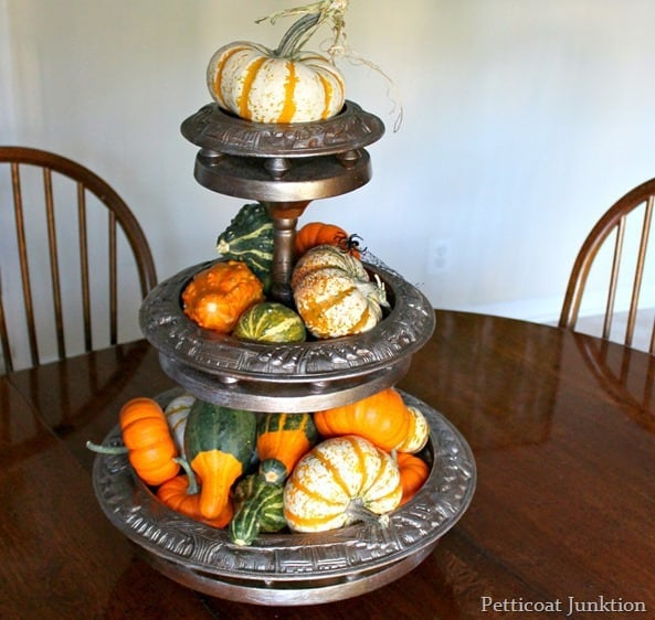 pumkin fall decor