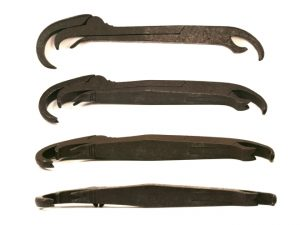 Antique dental tools