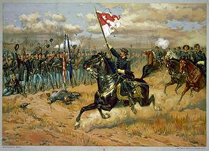 General Sheridan's ride