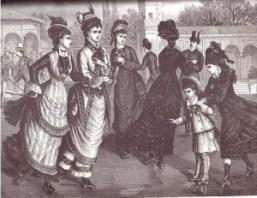 1876 Ice Skating