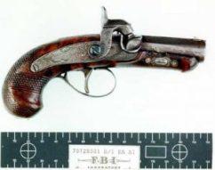 John Wilkes Booth_deringer FBI pic
