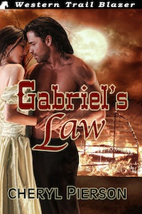 GABRIEL'S LAW by CHERYL PIERSON