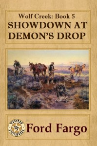Wolf Creek-Showdown at Demon's Drop COVER