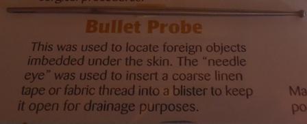 Bullet Probe