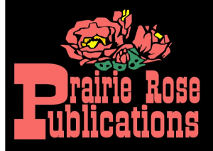 PRAIRIE ROSE PUB PINK logo