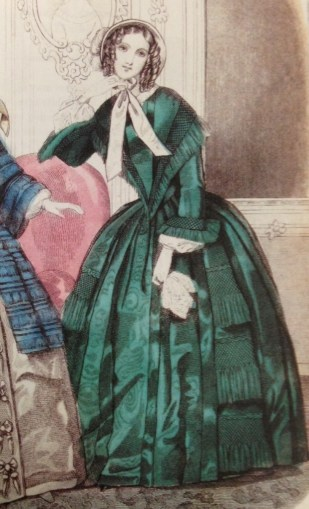 1850s Dress
