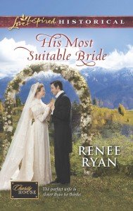 HIS MOST SUITABLE BRIDE cover art