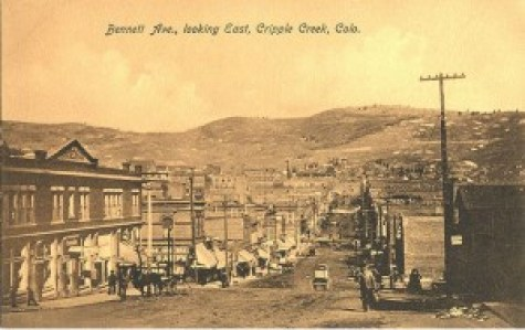historic cripple creek