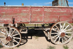 Spencer.P&P wagon