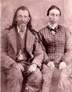 Dr. BenjaminThomasCrumley & wife LuLu