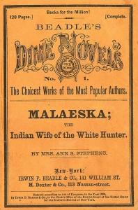 Dime Novel - Malaeska