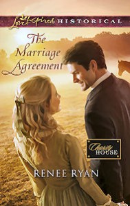 The Marriage Agreement coverart