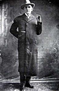 Jim Miller, c. 1886