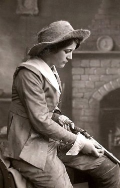 Woman Shootist