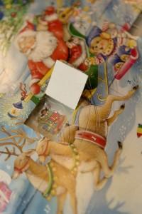 Advent Santa and Reindeer Calendar