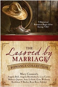 Click to Pre-order Lassoed by Marriage