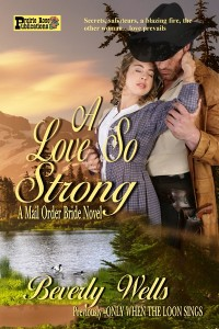 A Love So Strong B Wells Web