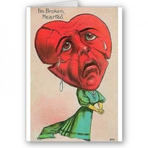 VINTAGE VALENTINE victorian_broken_heart_