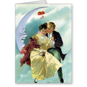 vintage_valentines_day_victorian couple on the moon