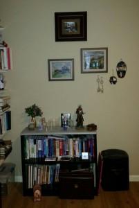 Book shelf smaller
