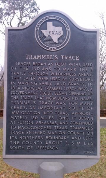 Trammel's Trace Marker2