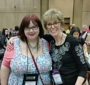 Mary Altman and me2