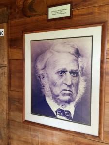 Pettiocoats Parker portrait