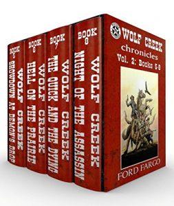 Wolf Creek Chronicles 2-Amazon
