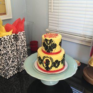 Her Royal Highness's cake.