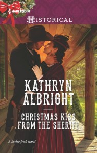 Christmas Kiss from the Sheriff