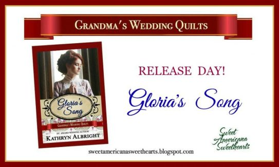 Release Day Gloria's Song