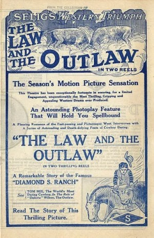 The Law and the Outlaw