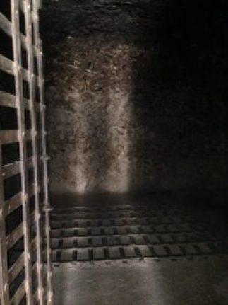 Yuma Territorial Prison cell interior