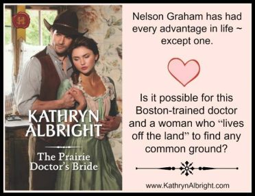 the Prairie Doctor's Bride 2