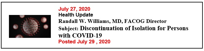 7-29-2020 Dr Williams