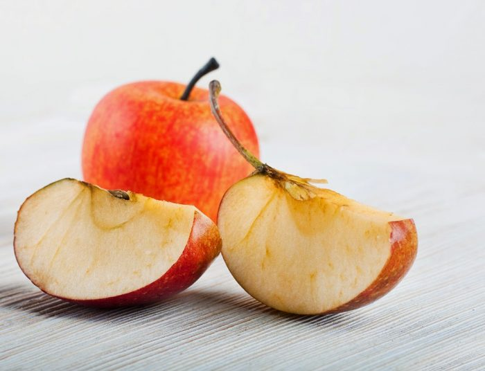petua elak epal lebam, elak epal lebam, epal lebam selepas dipotong, epal lebam, cara elak epal lebam, elakkan epal rosak