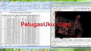 Perhitungan DeatiL Poligon