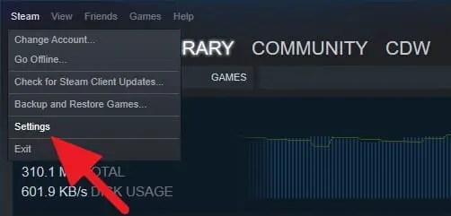 Cara Download Game Steam Cepat