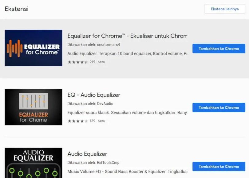 Cara Instal Ekstensi di Google Chrome