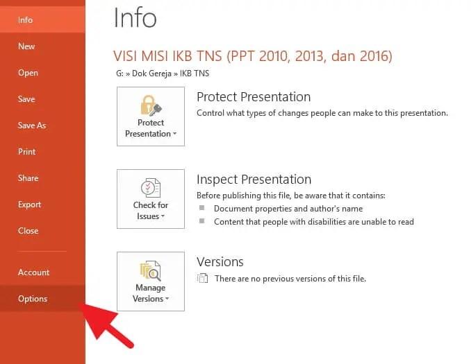 Cara Mengatasi Font PPT yang Berubah