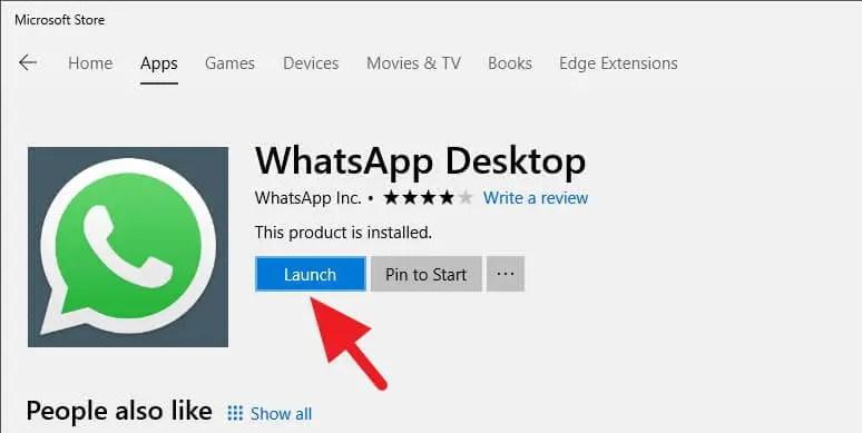 WhatsApp Komputer