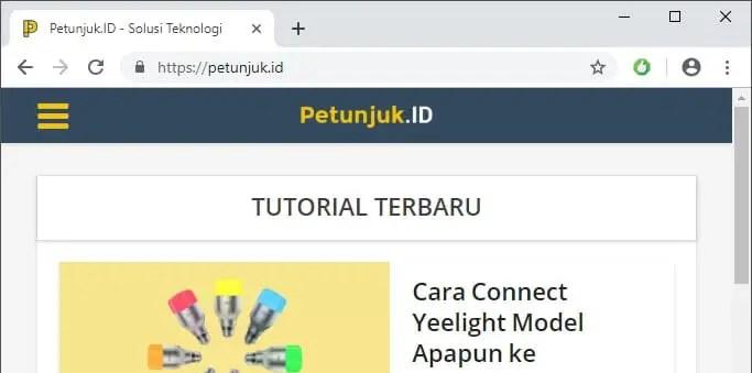 Cara Blokir Iklan Hanya Pada Website Tertentu (Semua Browser) - Blokir Iklan Website Tertentu 6