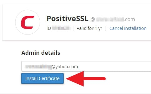 Panduan Lengkap Install SSL Gratis dari Namecheap untuk Situs Kamu - SSL Namecheap 4