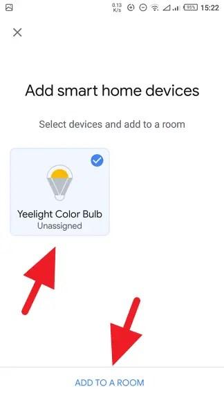 Cara Membuat Xiaomi Yeelight Bisa Dikontrol Google Assistant 13