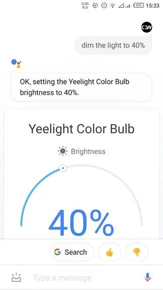 Cara Membuat Xiaomi Yeelight Bisa Dikontrol Google Assistant - Screenshot 20190129 153311