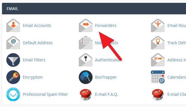 Cara Forward Webmail cPanel ke Gmail/Yahoo Pribadi dengan Mudah 2