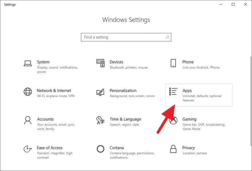 Mematikan Program Startup Windows 10