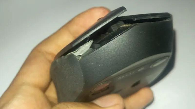 Memperbaiki Mouse Logitech