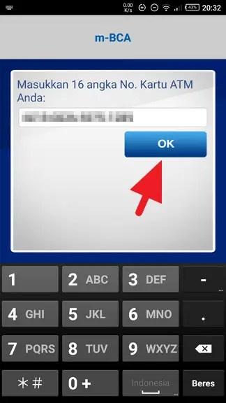 Cara Verifikasi Ulang BCA mobile dengan Benar (10 LANGKAH) - Screenshot 20190201 203217